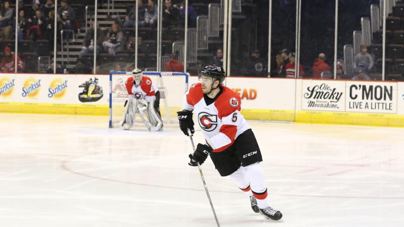 KNODEL NAMED TO ECHL ALL-STAR TEAM