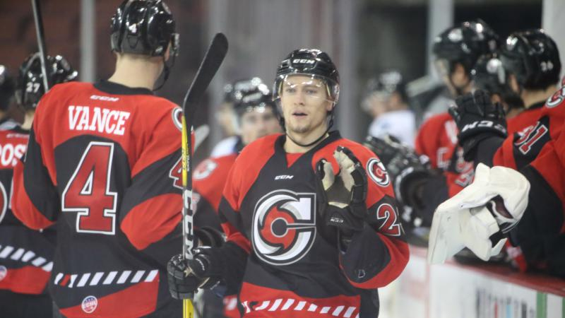 RECAP: CYCLONES USE BIG THIRD PERIOD TO SILENCE THUNDER