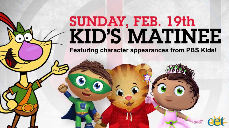 PBS Kids Characters Added To February 19 Game