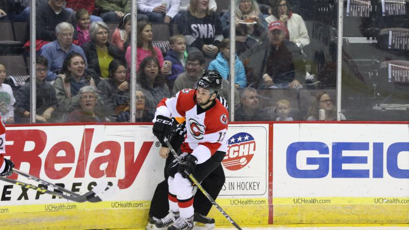RECAP: CYCLONES SEE WINNING STREAK COME TO AN END