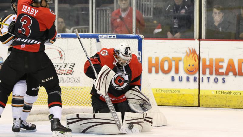 RECAP: CYCLONES DROP CLOSE AFFAIR TO QUAD CITY