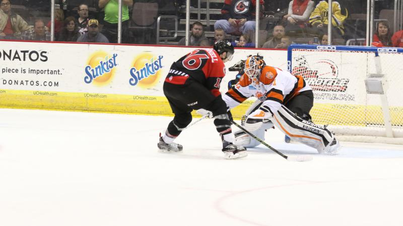 RECAP: CYCLONES SURRENDER LEAD, ULTIMATELY WIN IN SHOOTOUT
