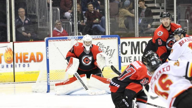RUMPEL EARNS WEEKLY ECHL HONORS