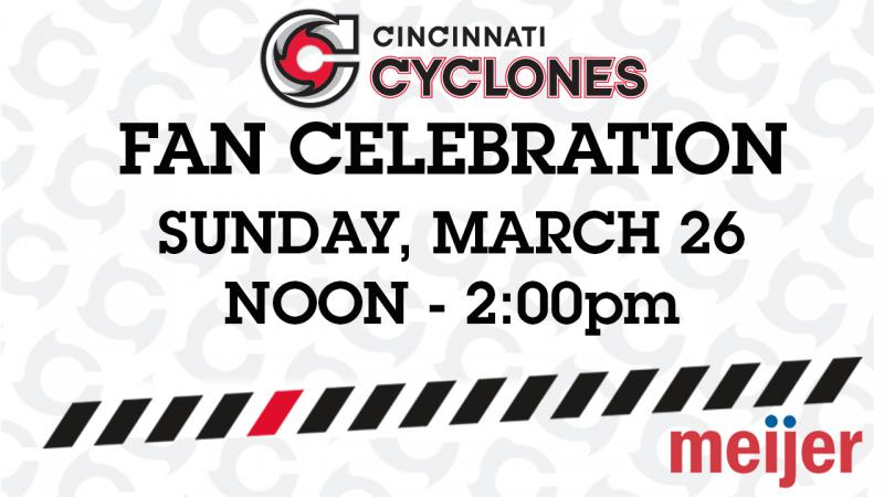 Meijer Fan Celebration on March 26