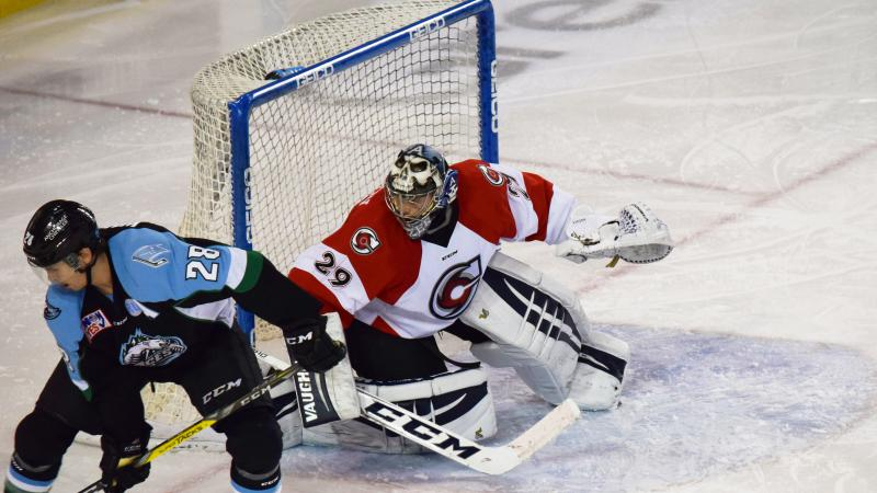 RECAP: CYCLONES BREAK OUT THE BROOMS IN ALASKA