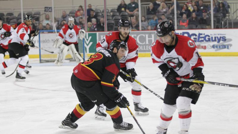 RECAP: CYCLONES SUFFER TOUGH SHOOTOUT LOSS