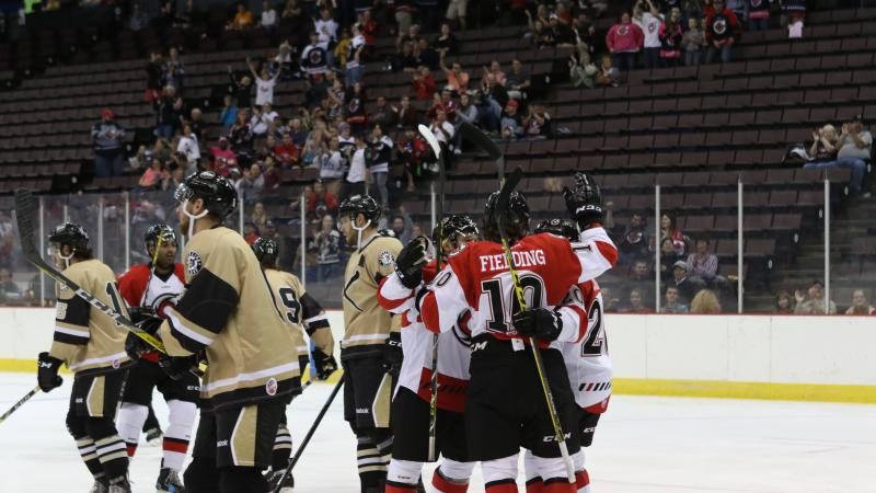 CYCLONES TO PLAY PAIR OF PRESEASON GAMES IN WHEELING