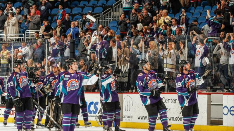 2017-18 Opponent Preview: The Orlando Solar Bears