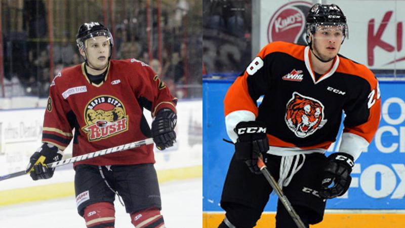 CYCLONES ADD PAIR AHEAD OF TRAINING CAMP