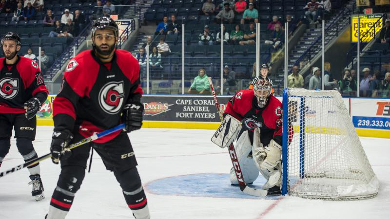CYCLONES DOWN LEAGUE'S BEST IN SHOOTOUT