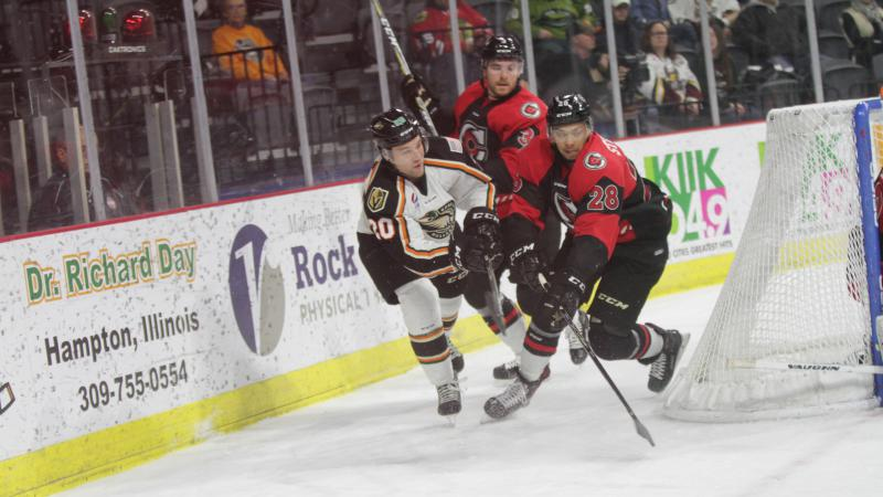 CYCLONES CLIMB OUT OF EARLY HOLE, WIN IN SHOOTOUT