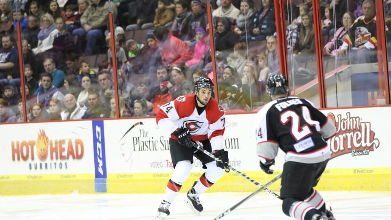 CYCLONES END 2017 WITH HOME WIN