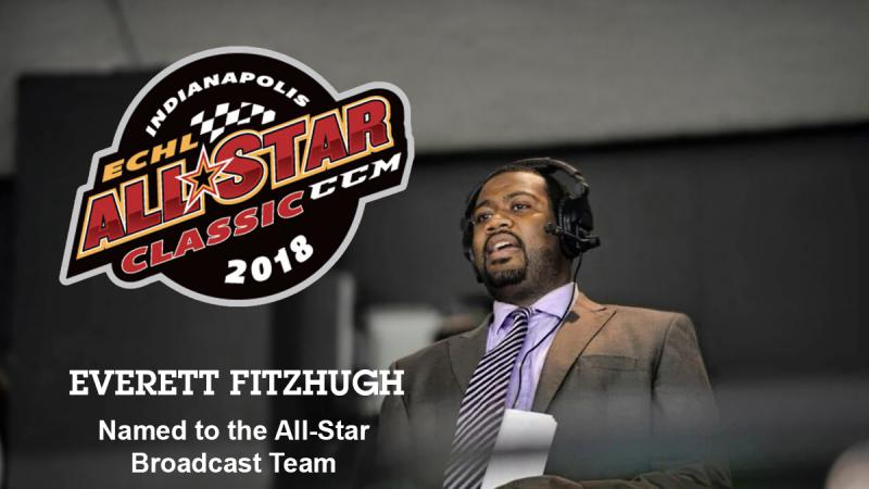 FITZHUGH NAMED TO ALL-STAR BROADCAST CREW