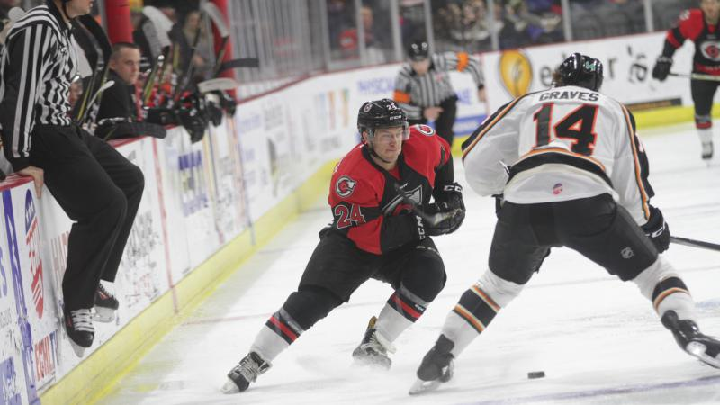 DANFORTH HEADS BACK TO ROCHESTER