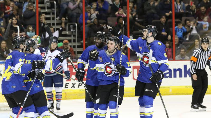 DIODATI'S FIRST PRO GOAL LIFTS 'CLONES TO OVERTIME WIN