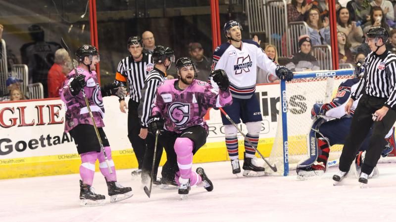 CYCLONES SURVIVE LATE PUSH TO CLIP WINGS