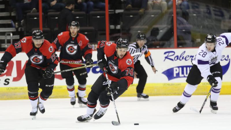 McNALLY RECALLED TO AHL