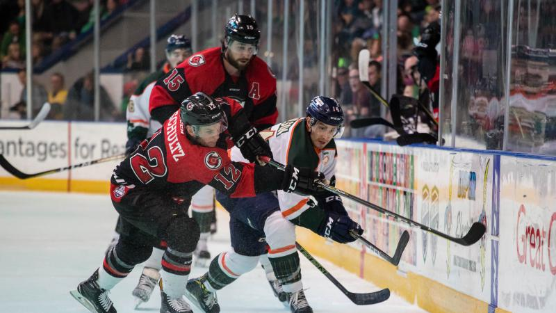 CYCLONES FALL FOLLOWING THIRD PERIOD PUSH