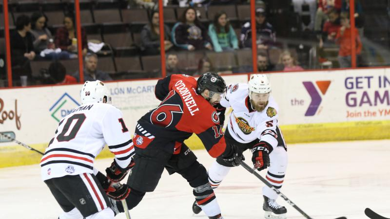 GAME NOTES: 3/20 vs. Indy