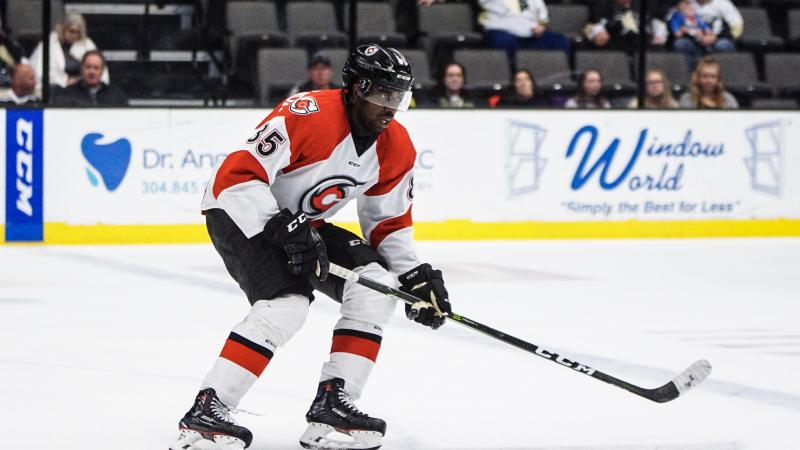 CYCLONES EARN TWO BIG POINTS IN FINALE WITH WHEELING