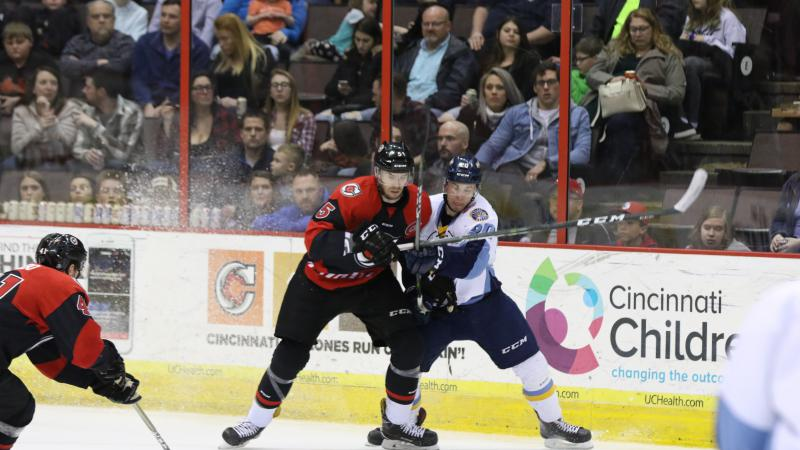 CYCLONES CANNOT HOLD OFF WALLEYE