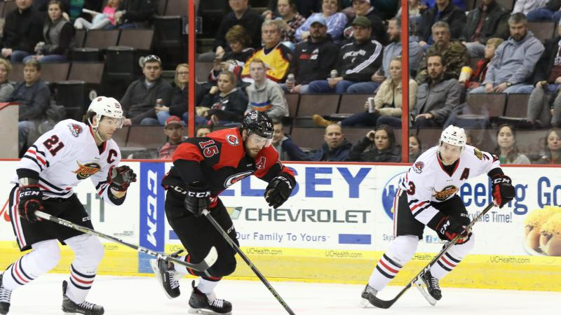 GAME NOTES: 4/6 vs. Indy