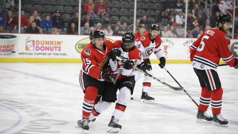 CYCLONES CLINCH KELLY CUP PLAYOFF BERTH