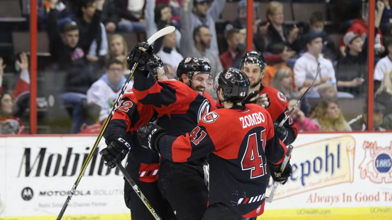 CYCLONES ANNOUNCE PLAYOFF SCHEDULE AGAINST FT. WAYNE