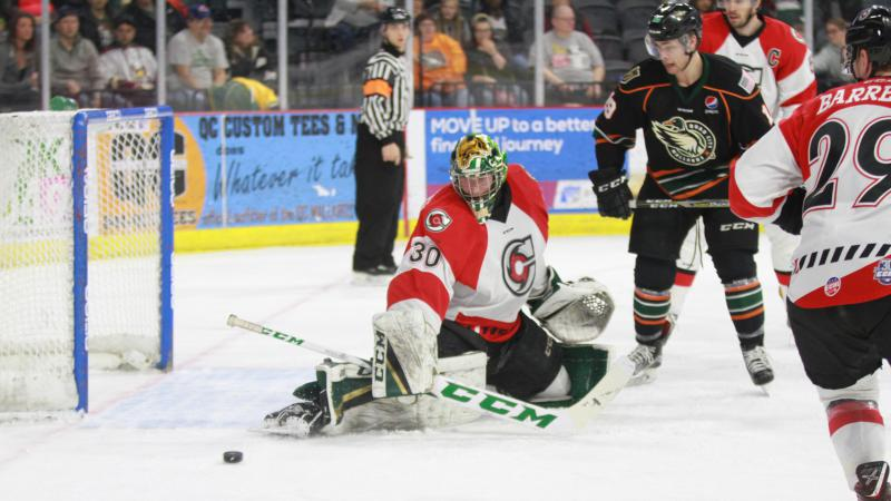 CYCLONES FALL IN QUAD CITY FINALE