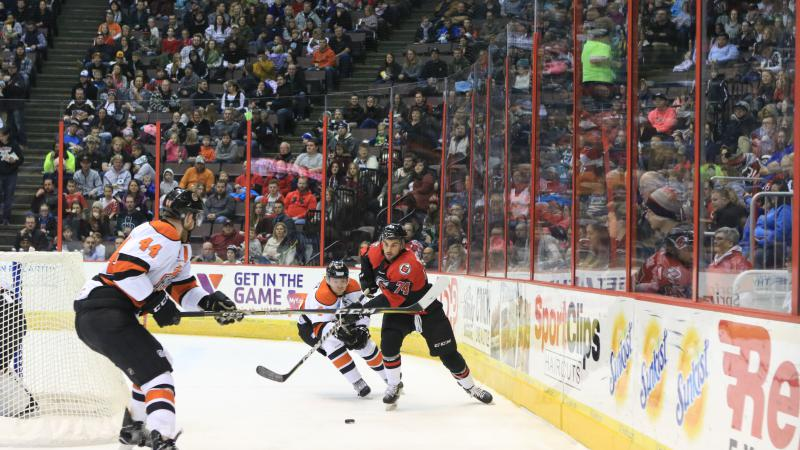 CYCLONES FALL IN PLAYOFF PREVIEW