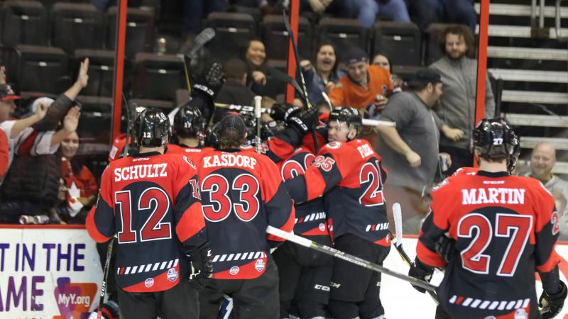 CYCLONES ANNOUNCE KELLY CUP PLAYOFF ROSTER