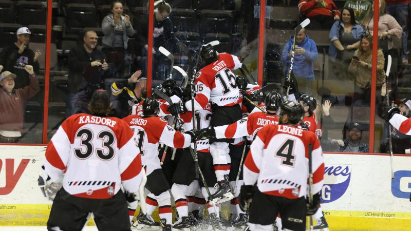 CYCLONES RALLY FOR THRILLING OVERTIME WIN IN GAME 3