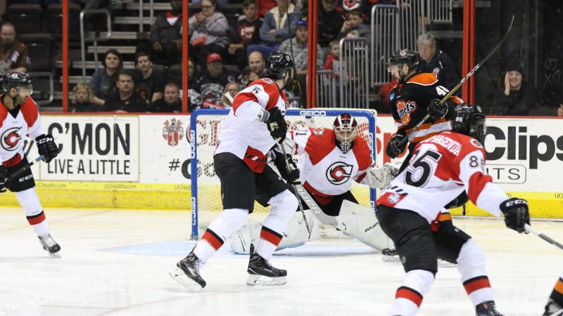 CYCLONES PUSHED TO BRINK FOLLOWING GAME 4 LOSS