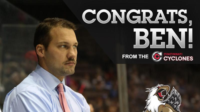 BEN SIMON NAMED GRAND RAPIDS BENCH BOSS