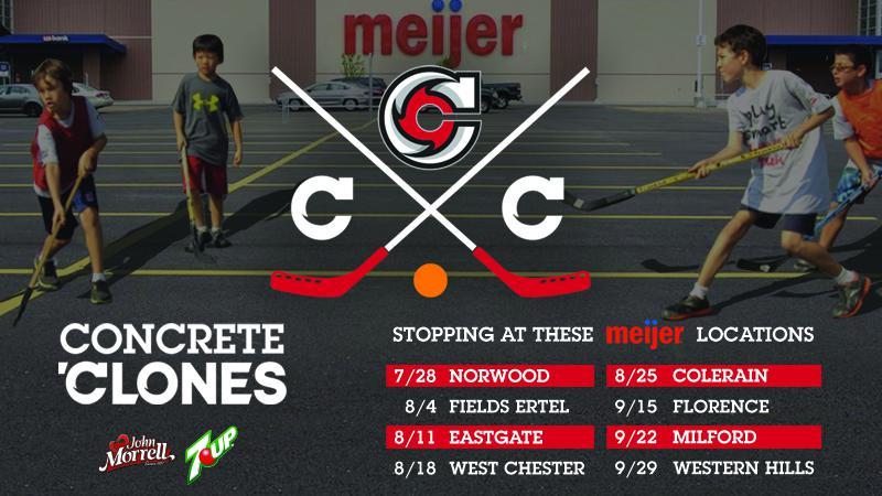 CYCLONES ANNOUNCE DATES FOR CONCRETE CLONES SUMMER TOUR