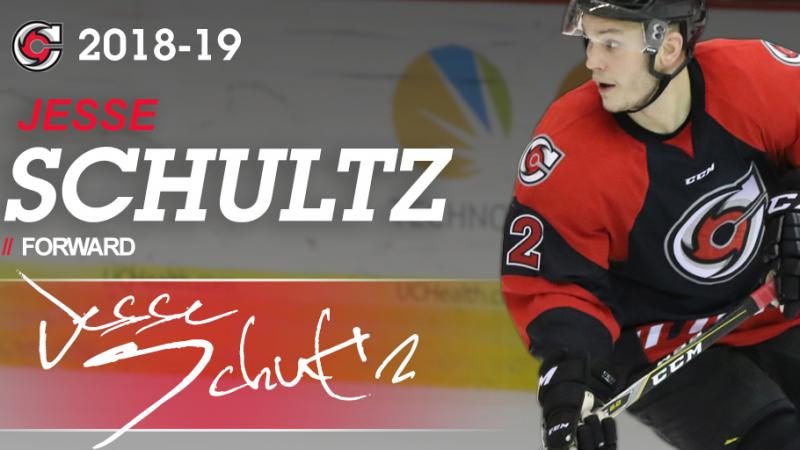 SCHULTZ RETURNS TO CINCINNATI