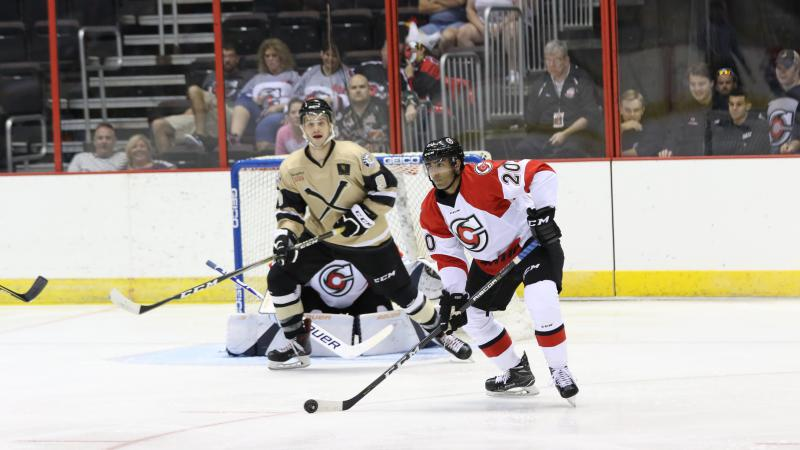 CYCLONES FALL IN SHOOTOUT IN PRESEASON FINALE