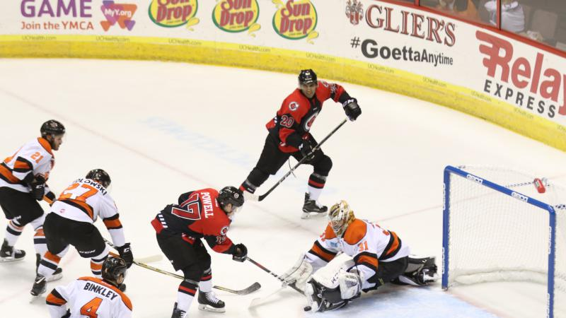 CYCLONES SEE LEAD SLIP, FALL IN SHOOTOUT