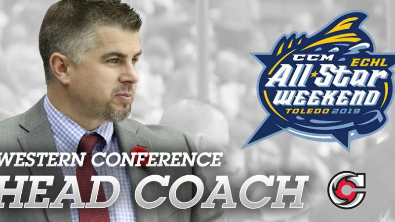 THOMAS NAMED WESTERN CONFERENCE ALL-STAR HEAD COACH