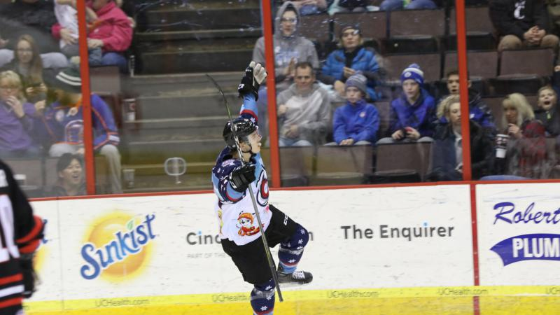 CYCLONES SWEEP THREE-GAME WEEKEND AHEAD OF ALL-STAR BREAK