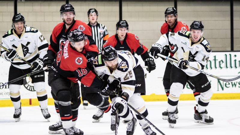 CYCLONES COLLECT 30THWIN OF THE SEASON IN WHEELING
