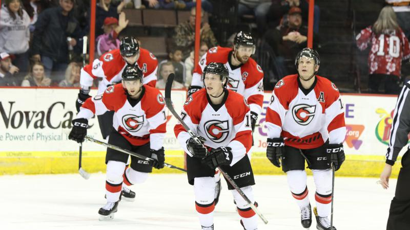 GAME PREVIEW: 2/9 vs. Manchester Monarchs