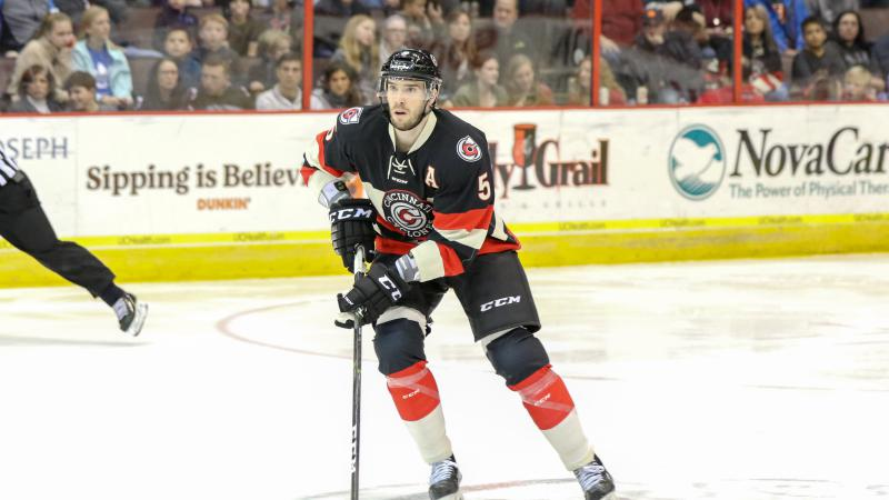 KNODEL NAMED ECHL PLUS PERFORMER OF THE MONTH