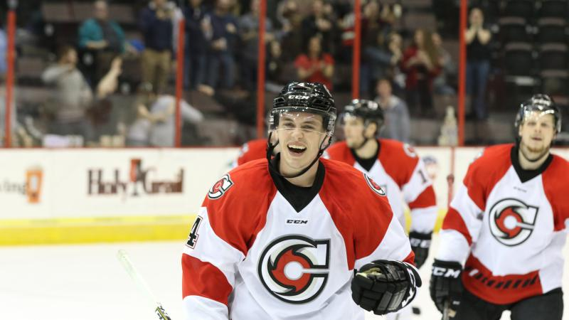 GOSSELIN WINS IT FOR 'CLONES IN FIRST PRO GAME