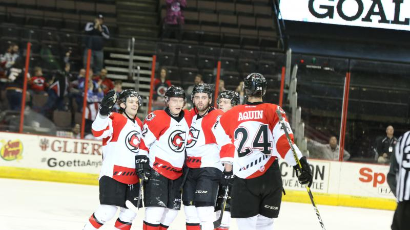 CYCLONES CLAIM BRABHAM CUP WITH WIN OVER WALLEYE