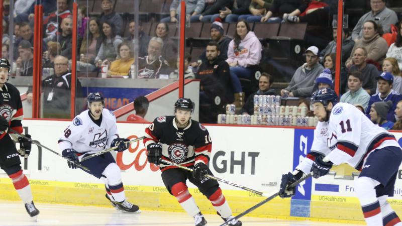 GAME PREVIEW: Kelly Cup Playoffs Game 1 vs. Kalamazoo