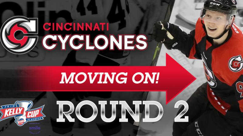 CYCLONES RELEASE SCHEDULE FOR CENTRAL DIVISION FINALS