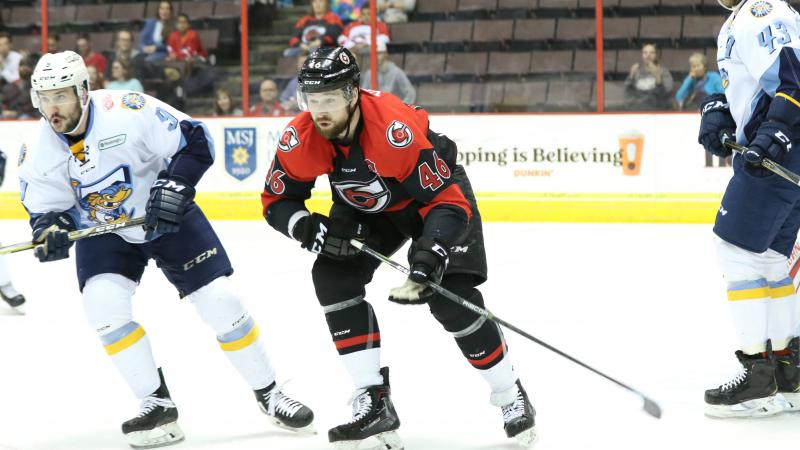 CYCLONES PUSHED TO THE BRINK FOLLOWING GAME 4 LOSS