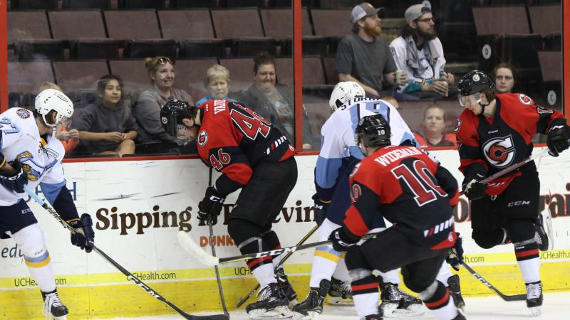 CYCLONES SEASON COMES TO AN END FOLLOWING GAME 5 LOSS