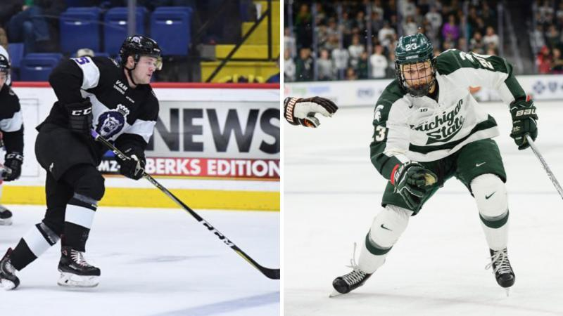 CYCLONES MAKE PAIR OF TRANSACTIONS